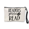 Pochette femme readers gonna read