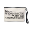 Pochette femme fictional characters
