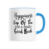Mug original happiness bleu