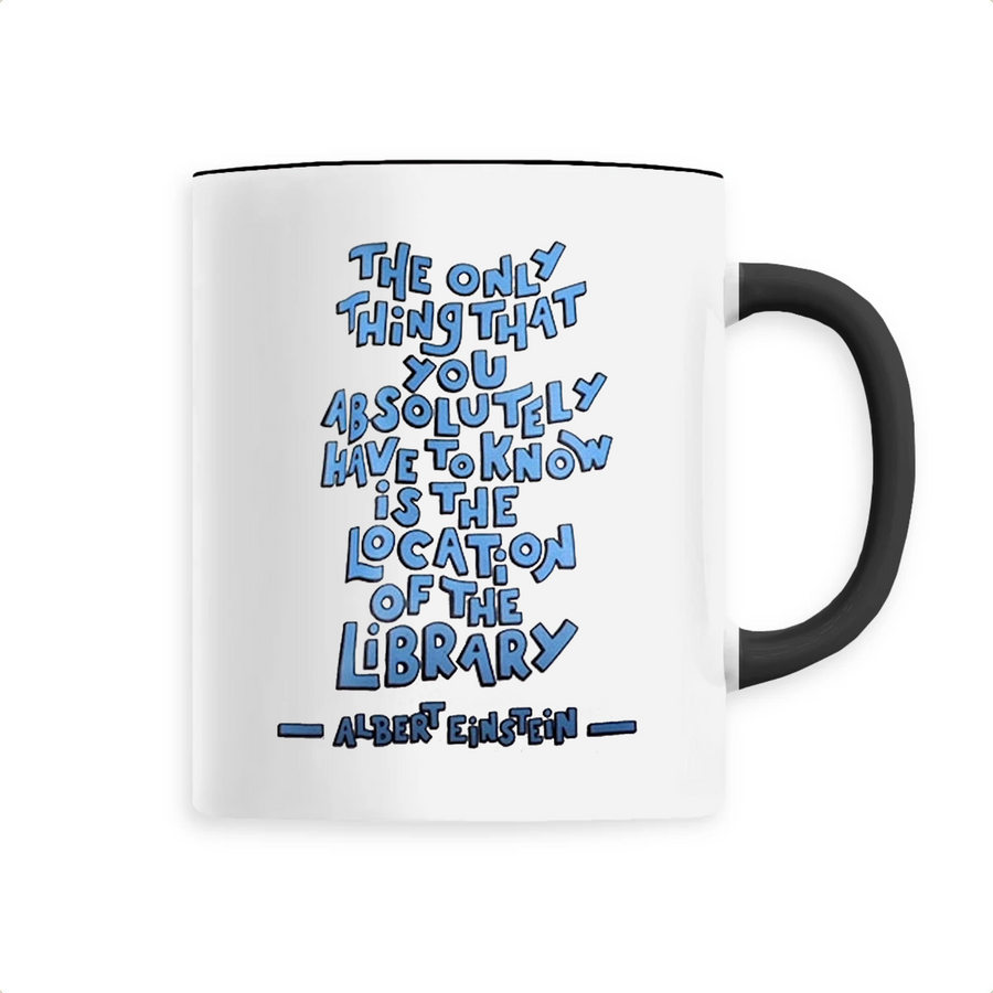 Mug avec citation