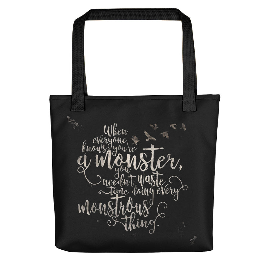 Sac Fourre Tout Femme<br /> Six of Crows