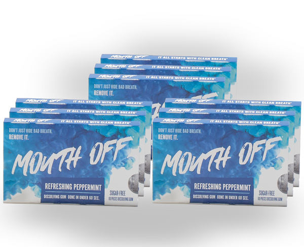 Mouth Off Dissolving Gum | Subscribe & Save | Benefits of Subscribing