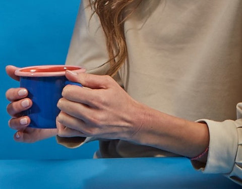 Living life, including eating and drinking coffee can cause bad breath.