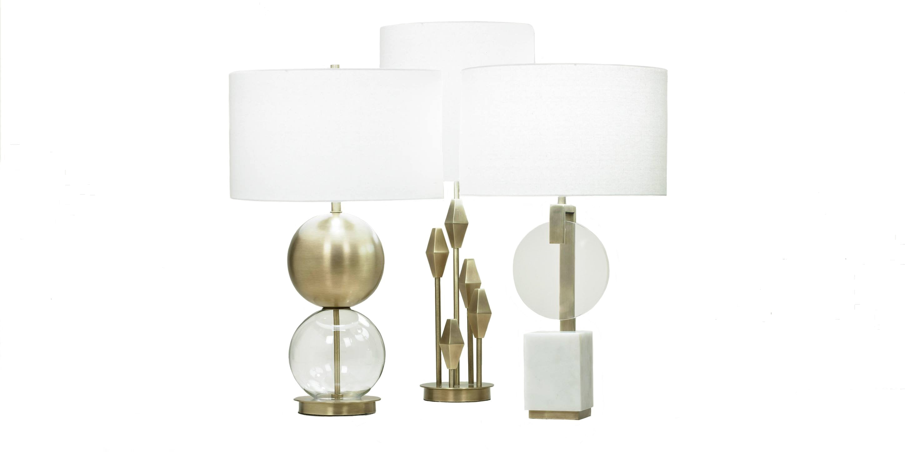 Wide Selection of Floor & Table Lamps