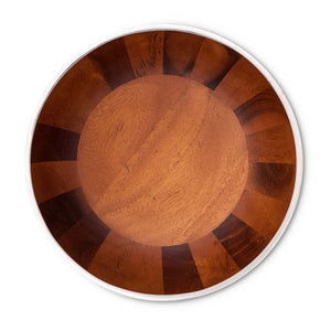 Tribeca Wood Salad Bowl