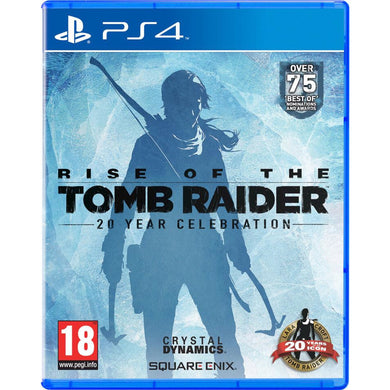 Rise Of The: Tomb Raider (20 Year Celebration) (PS4)