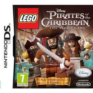 Pirates Of The Carribean: The Video Game