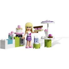 "Indlæs billede til gallerivisning LEGO Friends 3930 ""Stephanie's Outdoor Bakery"""