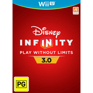 Disney Infinity: Play Without Limits 3.0 (WiiU)