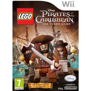 LEGO: Pirates Of The Caribbean (Wii)