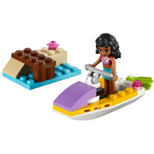 "Indlæs billede til gallerivisning LEGO Friends 41000 ""Water Scooter Fun"""
