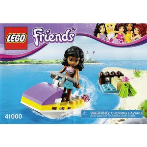 "LEGO Friends 41000 ""Water Scooter Fun"""