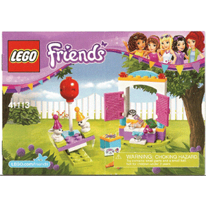 "LEGO Friends 41113 ""Party Gift Shop"""