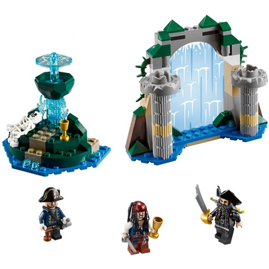 LEGO Pirates of the Caribbean 4192