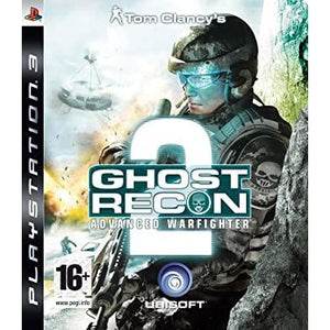 Ghost Recon 2: Advanced Warfighter (PS3)