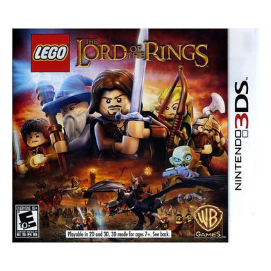 LEGO: The Lord Of The Rings (3DS)