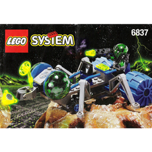 "Indlæs billede til gallerivisning LEGO Space 6837 ""Cosmic Creeper"""