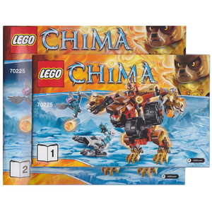 "LEGO Chima 70225 ""Bladvics Rumble Bear"""
