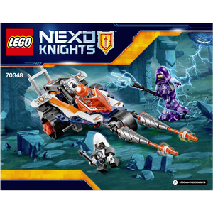 "LEGO Nexo Knights 70348 ""Lance's Twin Jouster"""