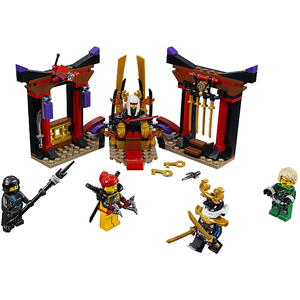 "LEGO Ninjago 70651 ""Throne Room Showdown"""