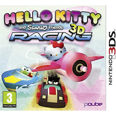 Hello Kitty: Racing (3DS)