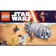"Indlæs billede til gallerivisning LEGO Star Wars 75136 ""Droid Escape Pod"""