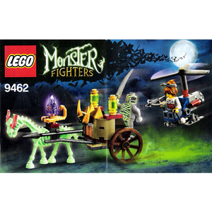 "LEGO Monster Fighters 9462 ""The Mummy"""