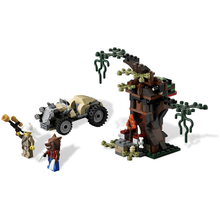 "Indlæs billede til gallerivisning LEGO Monsters Fighter 9463 ""The Werewolf"""