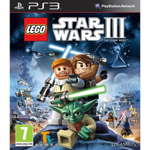 LEGO: Star Wars III (PS3)