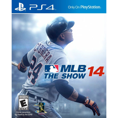 MLB 14: The Show (PS4)