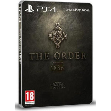 The Order: 1886 (Limited Edition) (PS4)