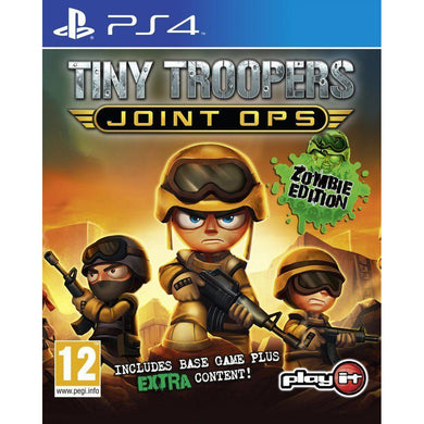 Tiny Troopers: Joint Ops (PS4)
