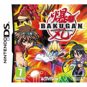 Bakugan: Battle Brawless