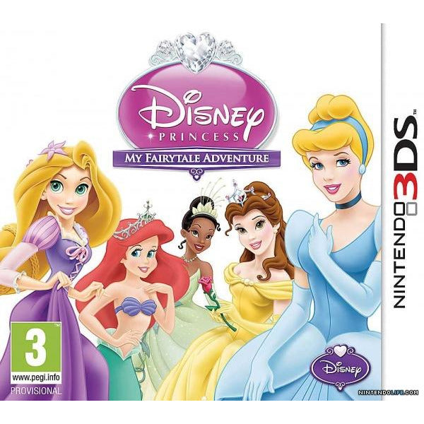 Disney Princess: My Fairytale Adventure (3DS)