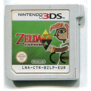 "3DS ""Zelda: A Link Between Worlds"""