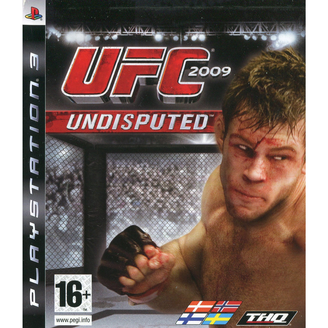 UFC 2009 Undisputed (PS3)