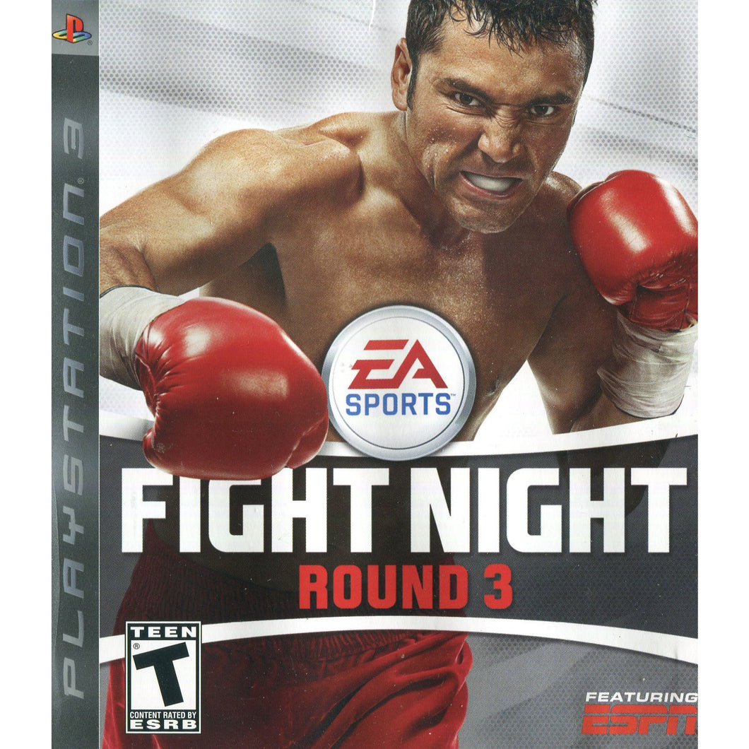 Fight Night: Round 3 (PS3)