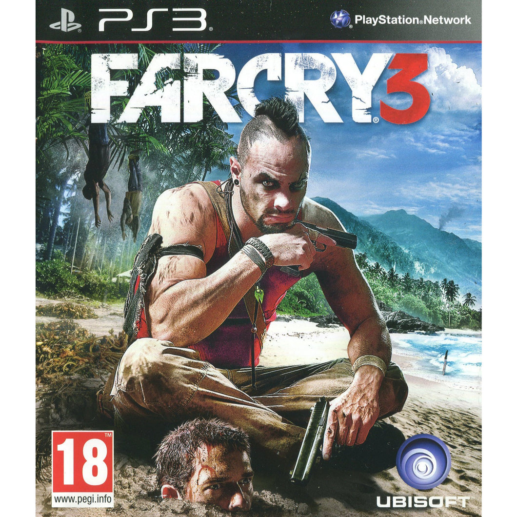 FarCry 3 (PS3)
