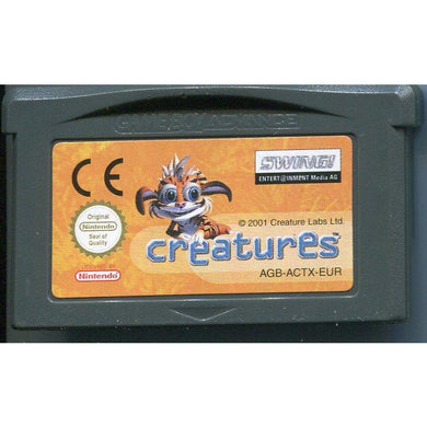 GBA - Creatures