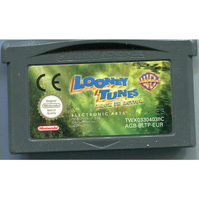 GBA - Looney Tunes: Back In Action