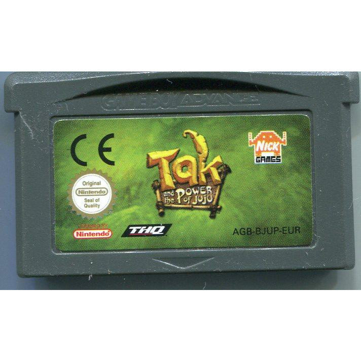 GBA - Tak and the Power of Juju