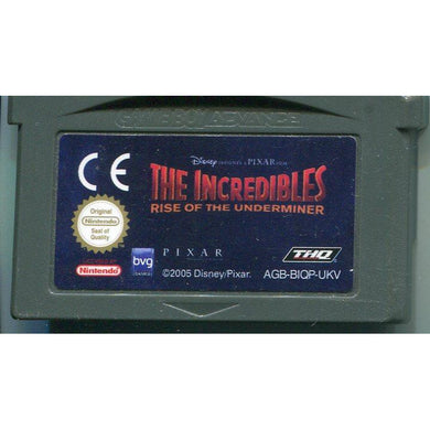 GBA - The Incredibles