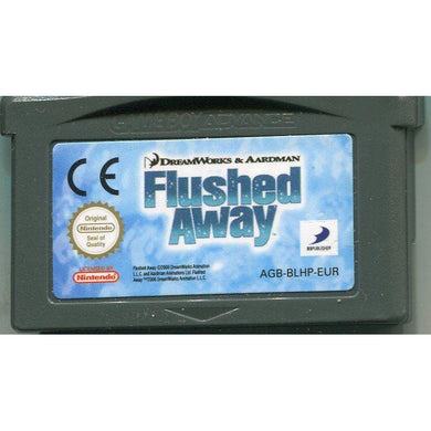 GBA - Flushed Away