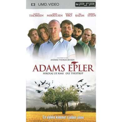 UMD Film - Adams Æbler