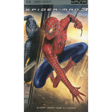 UMD Film - Spider-Man 3