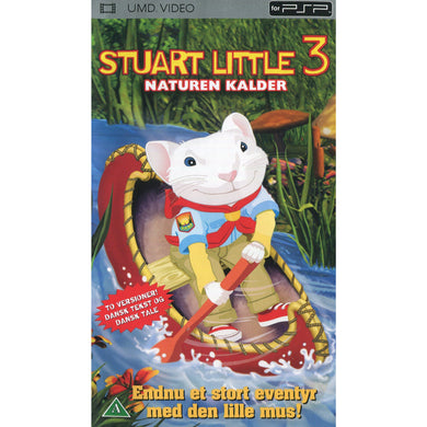 UMD Film - Stuart Little 3: Naturen Kalder
