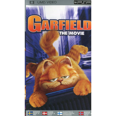 UMD Film - Garfiend The Movie
