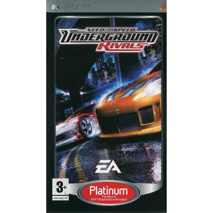 PSP - Need For Speed Underground Rivals