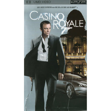 UMD Film - Casino Royale