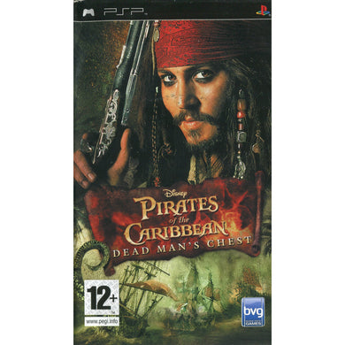 PSP - Pirates of the Caribbean: Dead Mans Chest
